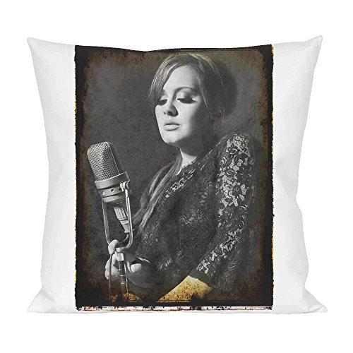 Adele Photo Portrait Pillow