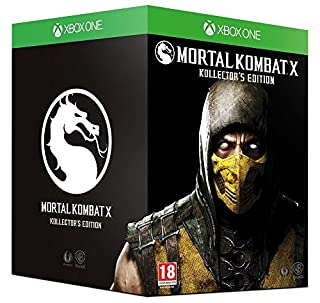 Mortal Kombat X - édition Kollector (B00T9A6P24) | Amazon price tracker / tracking, Amazon price history charts, Amazon price watches, Amazon price drop alerts