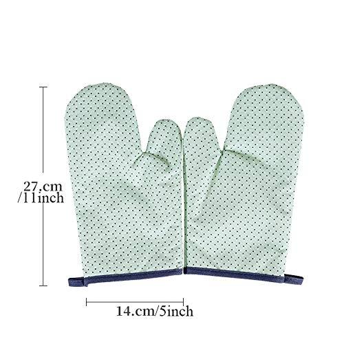 Handschuhe Ofenbacken Haushalt Bandoulière Corticale À Verbrühungssichere Plus Und Rutschfeste Hochtemperaturofen Xy Silikon Küche Sac Baumwolle Nn80OPwkX