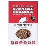 Paleo Food Company Paleo Co Bacca und Mandeln ohne Cerealien, 340 g, 6 Stück