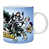 "ABYstyle - MY HERO ACADEMIA - Tazza - 320 ml - ""Eroe"""