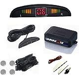 AutoSun® Reverse Car Parking Sensor LED Display Silver