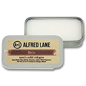 Alfred Lane Homme Solide Cologne 14,8 Ml - Brio