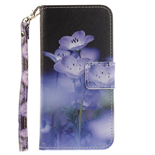 Nutbro iPhone 6 Case, iPhone 6S Case, Leather Wallet Case Back Cell Phone Shell Skin Magnetic Flap Cover with Credit Card Holder for iPhone6 / iPhone6 TX-iPhone-6-70