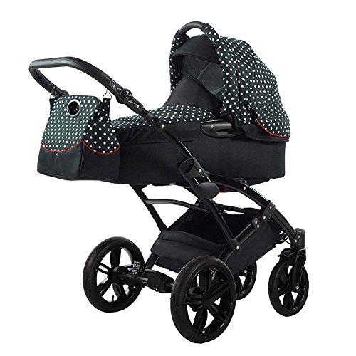 knorr baby kombikinderwagen voletto im test baby test. Black Bedroom Furniture Sets. Home Design Ideas