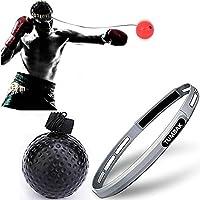 Boxen Fight Reflex Ball für Training zu verbessern Speed und Reaktionen, Punch Equipment für Boxen, MMA und andere Combat Sports Revolution Training und Fitness