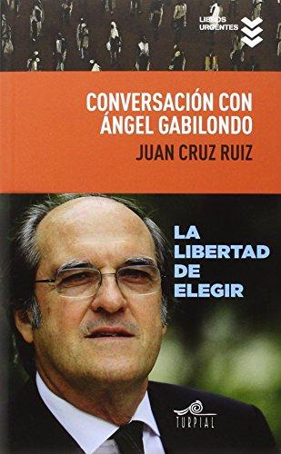 Portada del libro Conversación Con Ángel Gabilondo (Libros Urgentes)