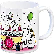 Suchergebnis Auf Amazonde Für 18 Geburtstag Tasse Geschenk