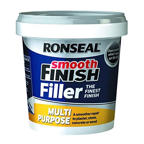 Ronseal MPRMF22KG Enduit de remplissage intérieur multifonctions prêt à l'emploi Finition lisse 2,2 kg