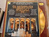 Laser Disc/CD VIDEO-The Metropolitan Opera Gala - 25th Anniversary at Lincoln Center - Metropolitan Opera Orrchestra - Rigoletto Act. III; Otello Act. III Die Fledermaus Act II-VERDI Giuseppe; STRAUSS Johann II