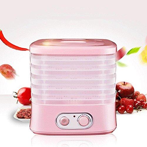 lerda pe Elektrische Nahrungsmittelentwässerungsmittel-Maschine 5 Tierfrucht-Entwässerungsmittel mit justierbarer Temperaturüberwachung
