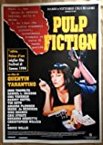 PULP FICTION - Poster Manifesto Originale Cinema
