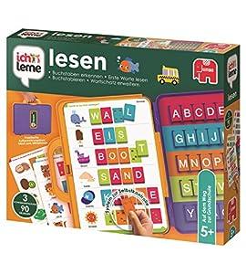 I Learn Lesen Preescolar Niño/niña - Juegos educativos (Multicolor, Preescolar, Niño/niña, 5 año(s), 15 páginas, Alemán)