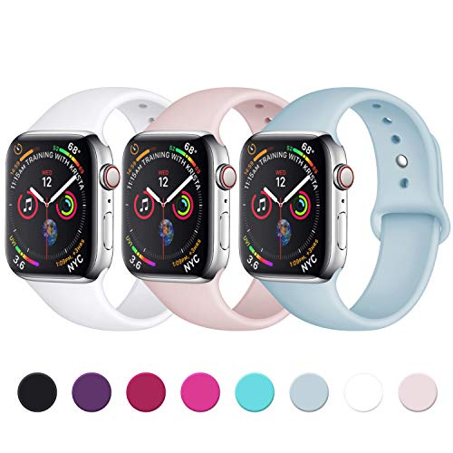 Lerobo Sport Correa Apple Watch Correa 38mm 42mm 40mm