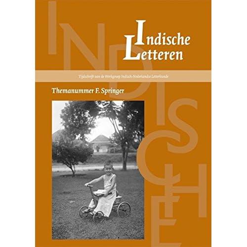 F. Springer: indische Letteren 27 (2012) 2