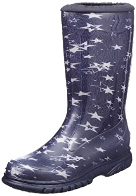 Romika Little Star 05007, Unisex - Kinder Stiefel, Blau (blau 500), EU 23