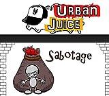 Urban Juice 10ml E-Liquid Sabotage Nikotingehalt 0 mg/ml Mich Honig