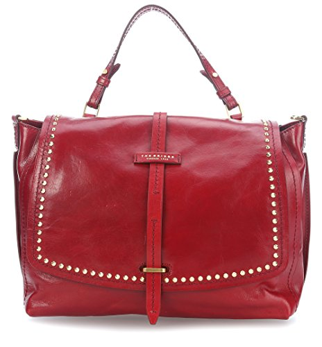 The Bridge Rock Borsa a mano pelle 36 cm rot, rot