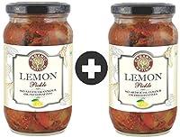 Organic Nation Lemon Pickle Pack of 2