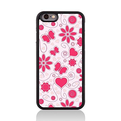 Apple iPhone 6/6s Impressionnante brillant Coque arrière par Call Candy Fille