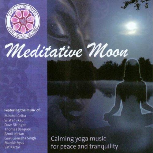 Meditative Moon:Yoga Living [Import allemand]