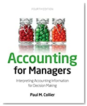 Accounting For Managers 4e