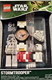 Clic Time CT46127 - Lego Star Wars Kinderuhr - Stormtrooper