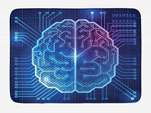 Soefipok Estera de baño de Ciencia, Cerebro en tecnología informáti