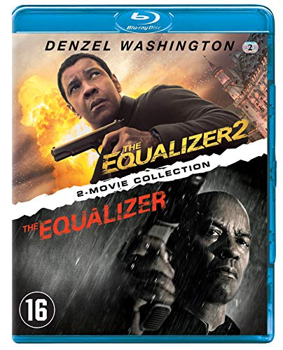 DVD - Equalizer 1+2 (2 DVD) - Equalizer Dvd-the