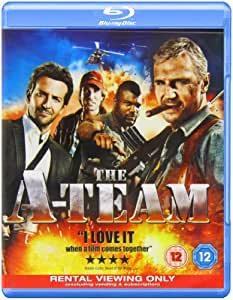 A-team, The [Blu-ray]