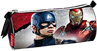 Capitan America vs Iron Man - Pencil Case