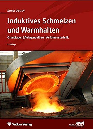 Induktives Schmelzen und Warmhalten: Grundlagen | Anlagenaufbau | Verfahrenstechnik