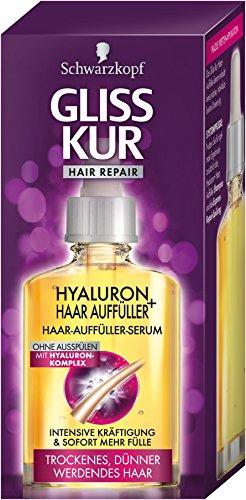 Gliss Kur Hyaluron+ Haar Auffüller-Serum, 1er Pack (1 x 60 ml)