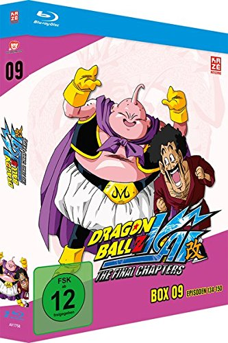 Dragonball Z Kai - Box 9/Episoden 134-150 [Blu-ray]
