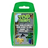 Top Trumps 037310 The Unofficial and Independent Guide to Minecraft Card Game, Green