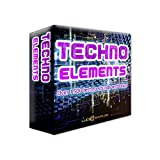Produkt-Bild: Techno Elements - Over 1500 Techno Sounds and Loops [WAV Files (24Bit)] [Download]