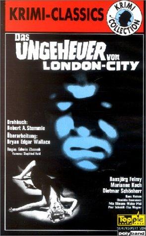 Das Ungeheuer von London City [VHS]