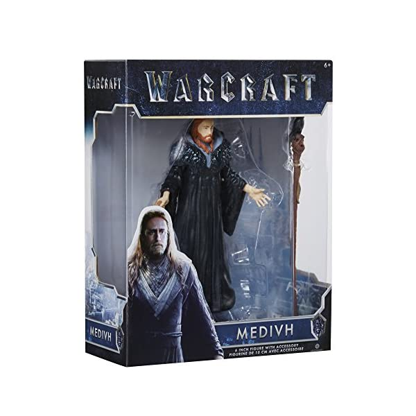 Jakks Pacific Warcraft Figuras 4