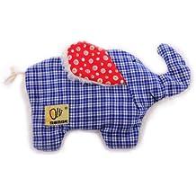 35206 - Olli Olbot - Mini-Wärmekissen Elefant blau