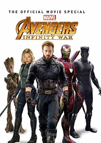 Avengers: Infinity War - The Official Movie Special por Titan