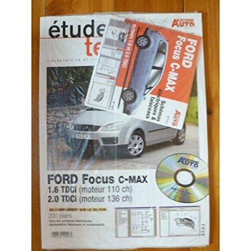 Electronic Auto Volt - Focus C-Max TDCi Revue Technique Electronic Auto Volt Ford par E.T.A.I.