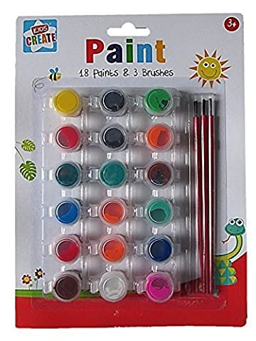 Anker Kids Create Arts and Crafts Poster Paints with 3