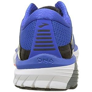 Brooks Adrenaline GTS 18, Zapatillas de Running para Hombre, Azul (Blue/Black/Orange 420), 44 EU