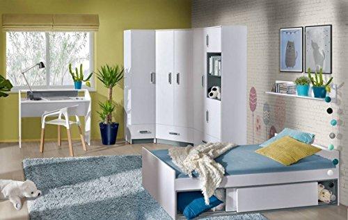 eckkleiderschrank jugendzimmer bestseller shop f r m bel und einrichtungen. Black Bedroom Furniture Sets. Home Design Ideas
