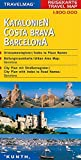 Reisekarte : Katalonien/Costa Brava/Barcelona -
