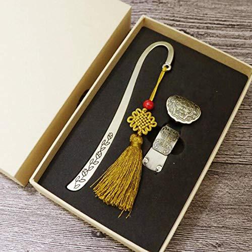 GOUDEDE Regalos de reconocimiento para maestros Regalo de estilo chino creativo Compañía de regalos de negocios práctica que compra regalos para empleados para enviar a colegas de maestros, Marca