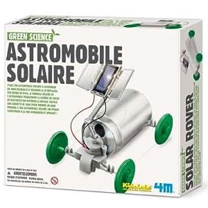 Kit de fabrication Green Science : Astromobile solaire