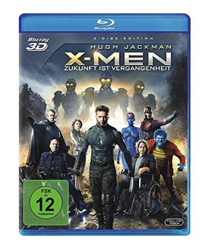 Bild von X-Men Zukunft ist Vergangenheit [3D Blu-ray]