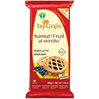 Probios Top Grain Tarta de Trigo Khorasan Kamut y Arándanos, ...