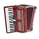 Accordéon Deluxe par Gear4music 48 basses